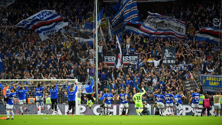 SABC News Sampdoria Reuters - Allegri's reign with champions Juventus ends in defeat