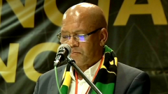 Stan Mathabathahas been elected as Limpopo premier in Lebowakgomo outside Polokwane.