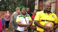ANC Northern Cape Secretary Deshi Ngxanga