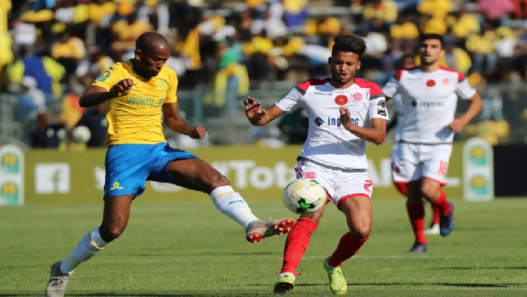 Sundowns vs Wydad Casablanca