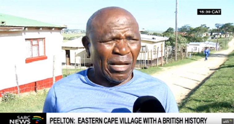 SABC News Fezile Gangqa - Peelton, a village with British history