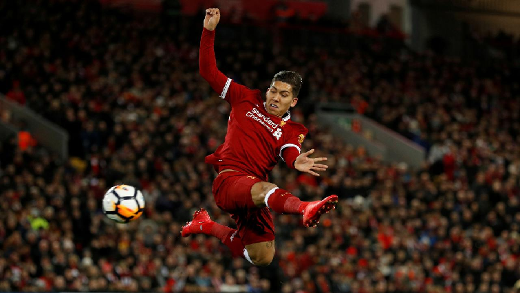 SABC News Roberto Firmino Reuters - Firmino should be fit for Champions league final