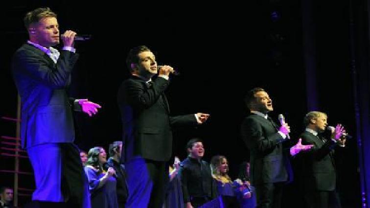 SABC News Westlife Reuters 1 - Westlife, Backstreet Boys back on tour to win fans