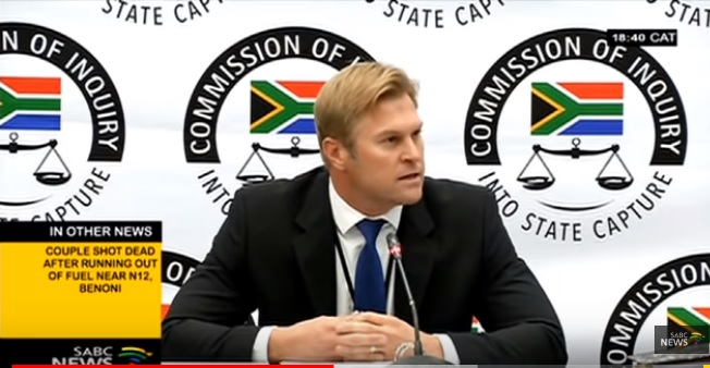 Transnet van der Westhuizen - More evidence of pro-Gupta contract decisions against former Transnet CEO Molefe