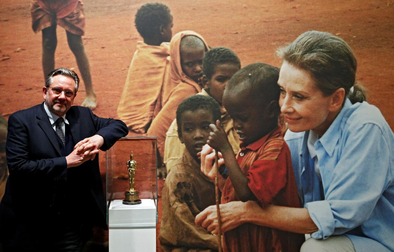"""hepburn - """"Intimate Audrey"""" Hepburn exhibition opens in Brussels"""