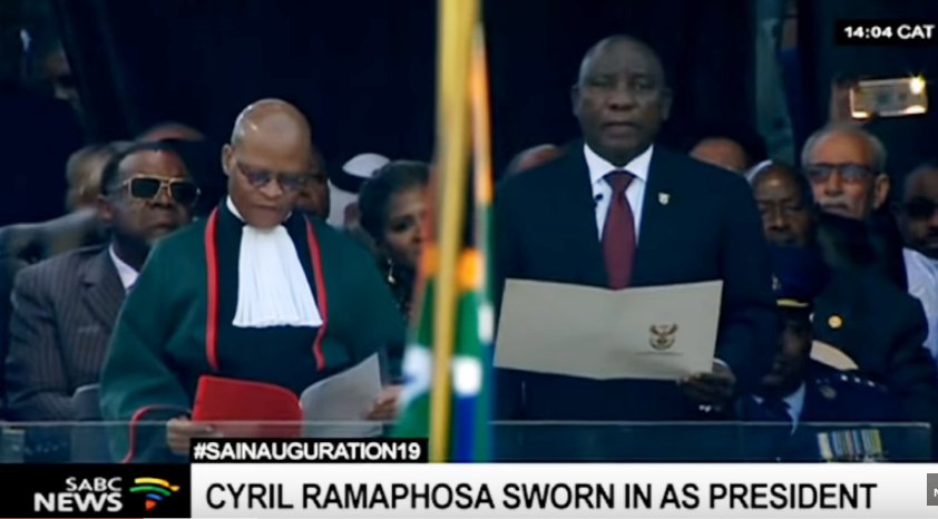 pres - Ramaphosa faces immense pressure as he begins his new term: Expert