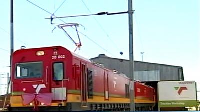 Transnet rail