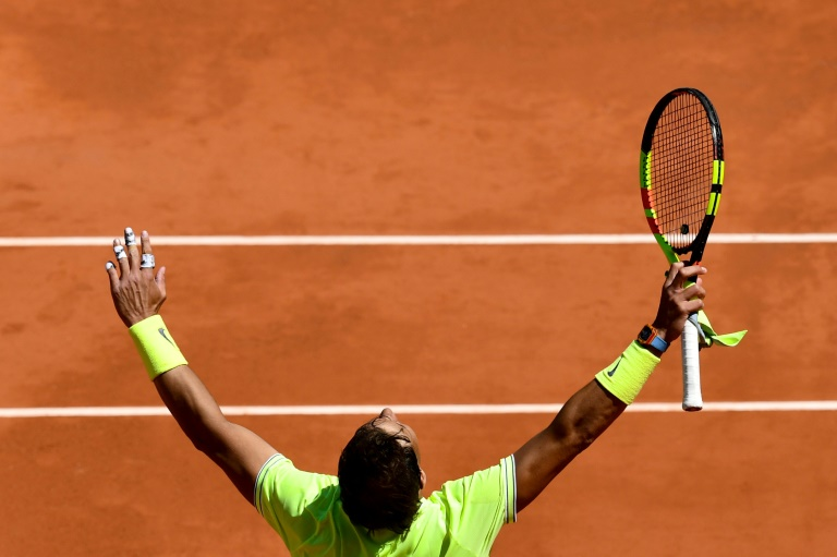 Nadal - 'Incredible' dream: Nadal faces Thiem for 12th Roland Garros title