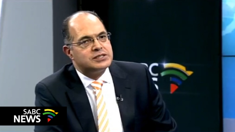 SABC New Edward Kieswetter P 1 - Sars working to restore staff morale: Kieswetter
