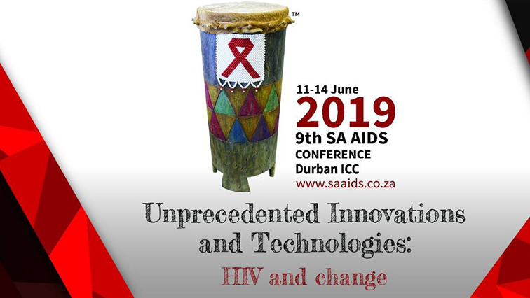 SA AIDS Conference poster
