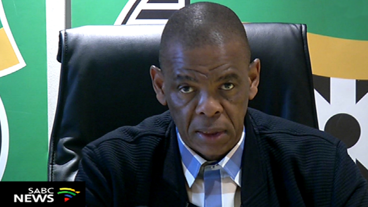 ANC Secretary General, Ace Magashule
