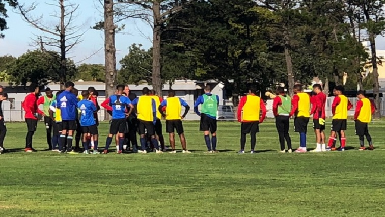 SABC News Ajax SABCIH - Ajax Cape Town ready to push for promotion