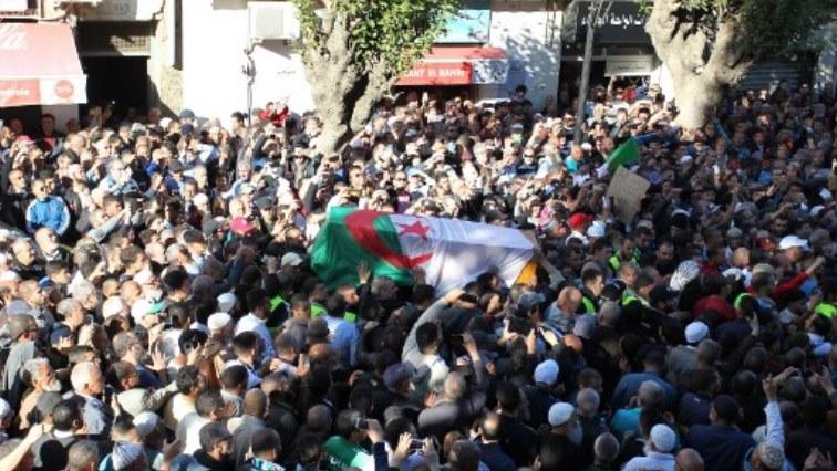 Algeria Protest