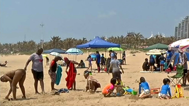 SABC News Ba ko di beaching - Tourism KZN expects flood of winter holidaymakers