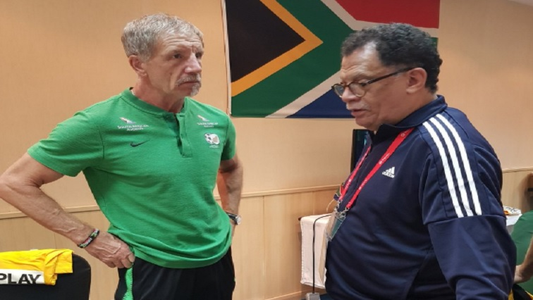 SABC News Bafana Twitter 14 - Baxter disappointed after Angola pulls out of friendly match ahead of Afcon