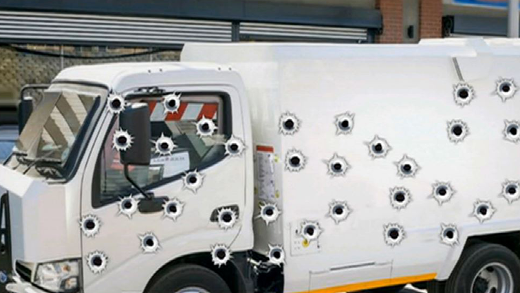 SABC News Cash Heist - Security guard injured during cash-in-transit-heist in KwaMashu
