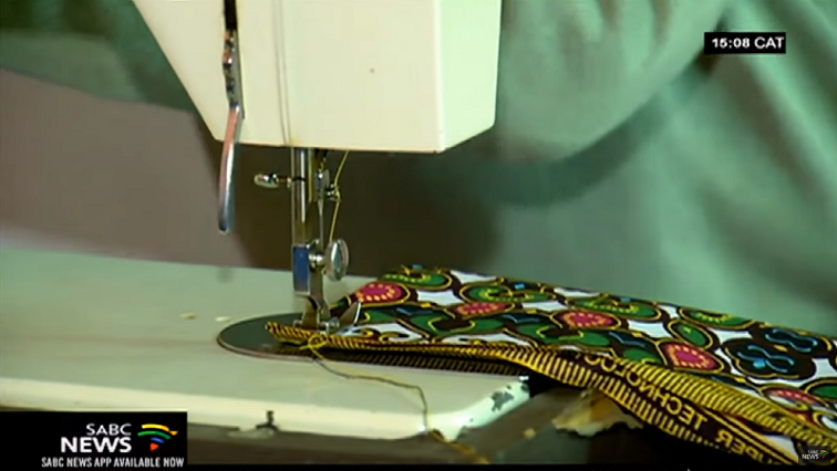 SABC News Clothes Manufacturing - SETA invests R3m in youth skills development