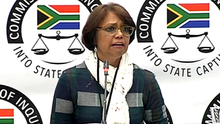 SABC News Cynthia Stimpel - State Capture to resume on Friday