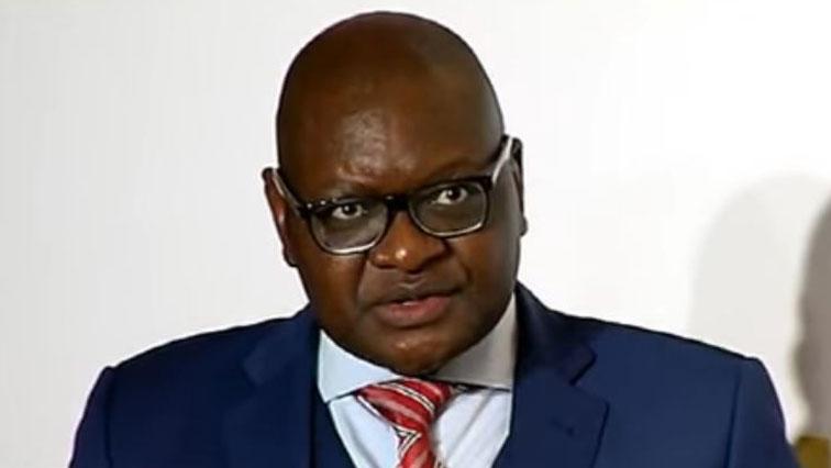 Gauteng Premier, David Makhura