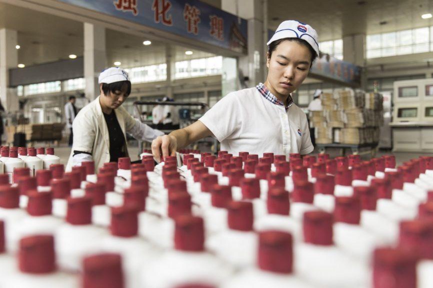 SABC News Driink Bloomberg 866x577 - Baijiu major producers set to expand into global markets