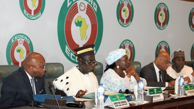 SABC News ECOWAS @ecowas cedeao - ECOWAS adopts 'ECO' as name for planned common currency