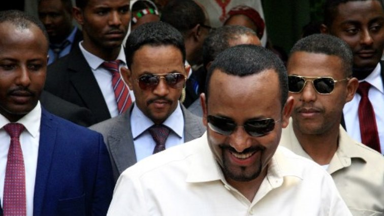 Ethiopia PM urges democratic transition in Sudan after