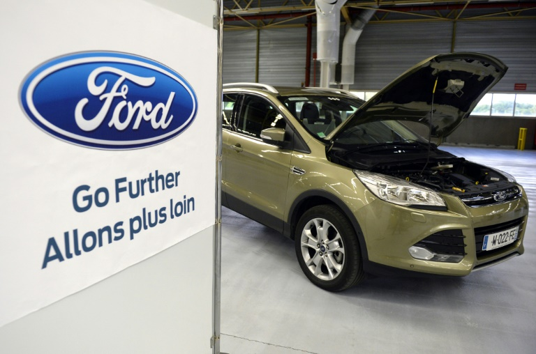 SABC News Ford AFP - Ford set to close engine plant in south Wales