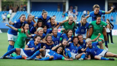 Italy women's World Cup