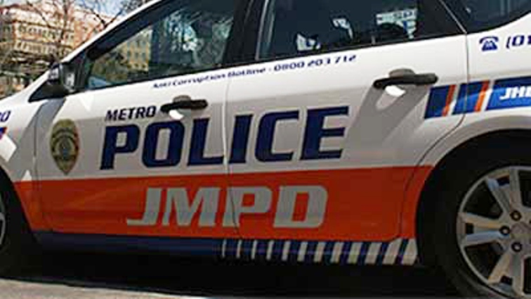 SABC News JMPD protest - Dangerous weapons found during Hillbrow raid