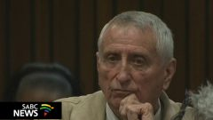 former apartheid police officer Joao Rodrigues'.