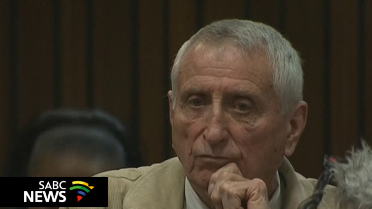 former apartheid police officer Joao Rodrigues'.