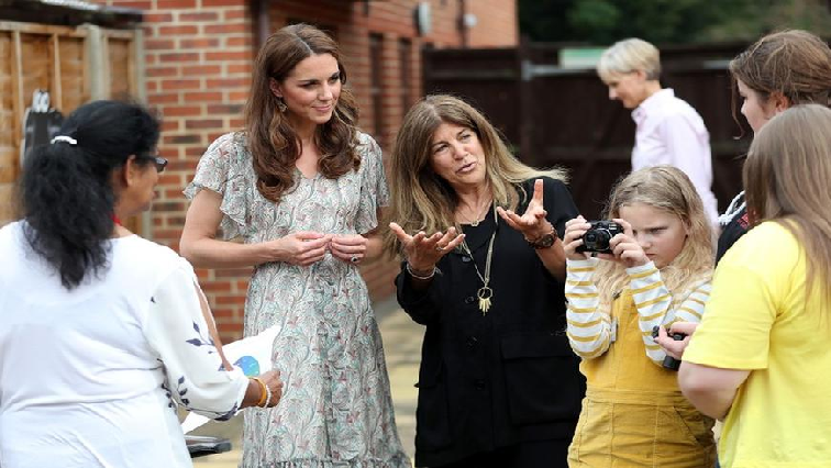 SABC News Kate R - UK's Duchess Kate becomes patron of Royal Photographic Society