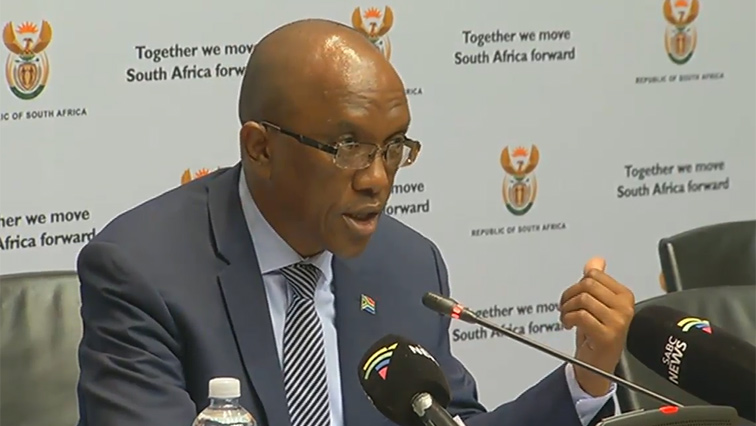 SABC News Kimi Makwetu 1 1 1 - Few municipalities took steps against mismanagement: AG