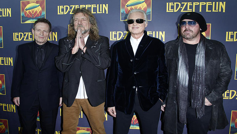 SABC News Led Zeppelin.R - US appeals court to revisit Led Zeppelin 'Stairway' decision