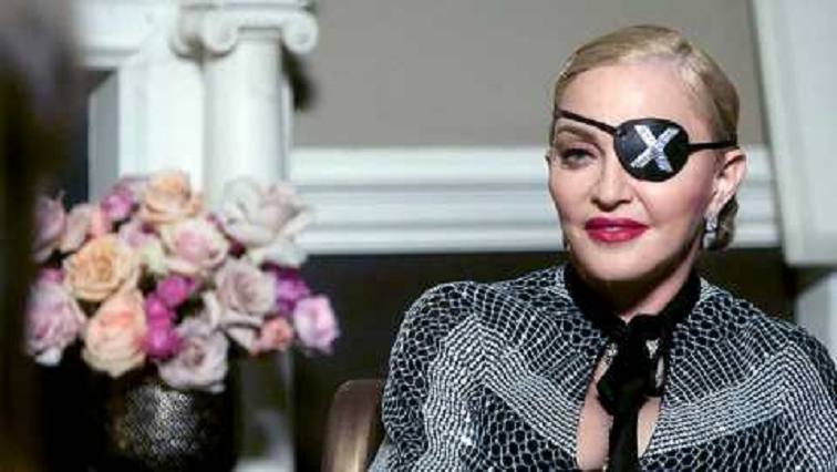 SABC News Madonna R - Madonna 'nervous' and 'excited' as new album Madame X launches