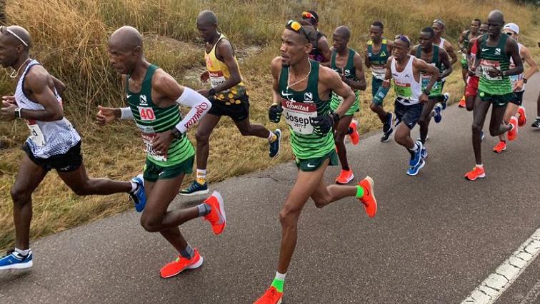 Comrades Marathon runners