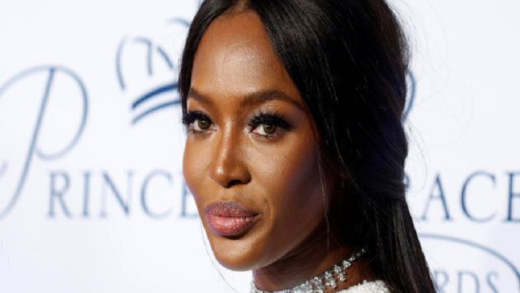 SABC News Naomi Campbell R - Naomi Campbell says racial diversity in fashion should not be just a trend