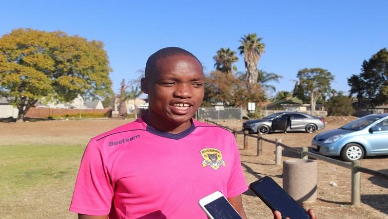 SABC News Ngele SABCIH - Quitting football was never an option: Ngele