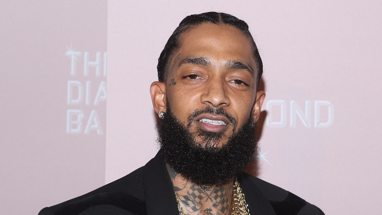 SABC News Nipsey Hussle R - 'Rapper Nipsey Hussle and accused killer talked about snitching before shooting'
