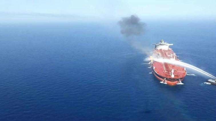 Gulf of Oman oil tanker attack