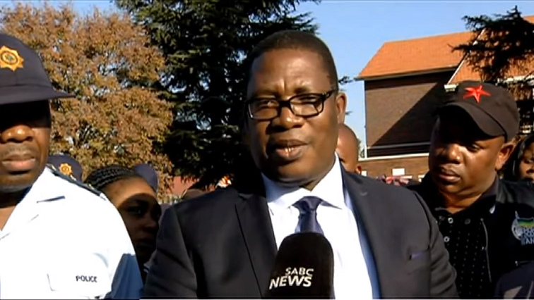 SABC News Panyaza Lesufi 1 - Lesufi concerned about the way learners handle conflict