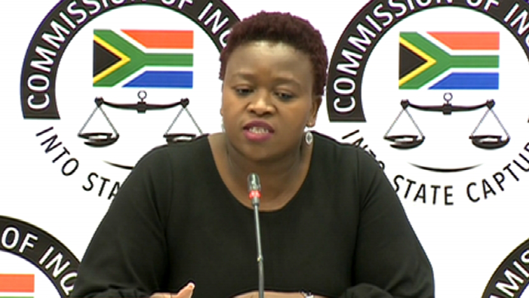 SABC News Phumeza Nhantsi 1 - State Capture to resume on Wednesday