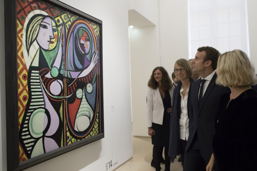 SABC News Picasso AFP 866x577 - Largest Picasso exhibition to be held in China