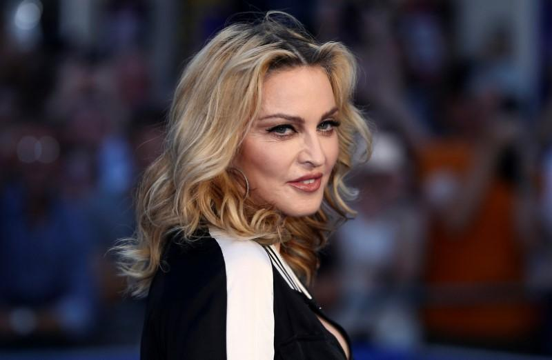 SABC News Pop Reuters - Madonna to perform at New York Gay Pride