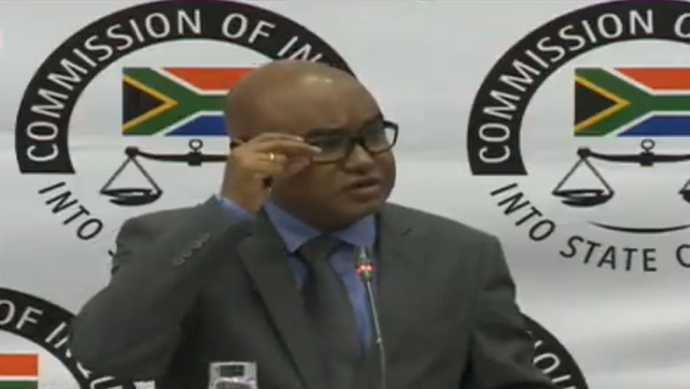 former editor of ANN7 TV news Channel, Rajesh Sundaram testifying.