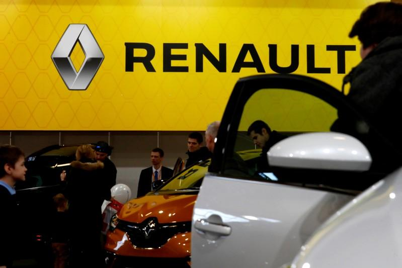 SABC News Renault Reuters - Renault board to decide on merger talks with Fiat Chrysler