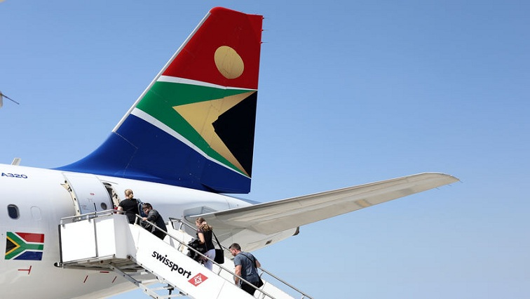 SABC News SAA REUTERS - Unions to picket at airports across SA