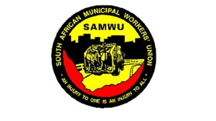 SABC News Samwu - SAMWU members down tools in Naledi municipality