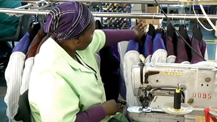 SABC News Seamstress 2 - Textile Workers Union's Congress seeks to address job retention