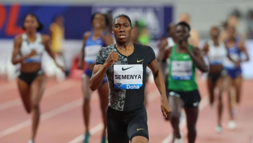 SABC News Semenya AFP 1024x577 - Semenya refutes reports she shunned Rabat race